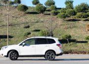 Subaru Forester: valor sólido 48