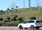 Subaru Forester: valor sólido 54