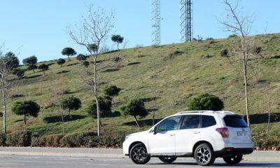 Subaru Forester: valor sólido 146