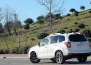 Subaru Forester: valor sólido 56