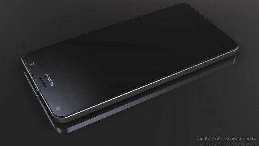 El Lumia 850 es real, nuevas imágenes