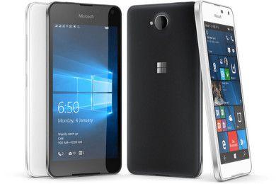 Aquí tienes el Microsoft Lumia 650