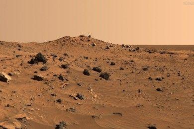 Curiosity nos regala otra vista de 360 grados de Marte