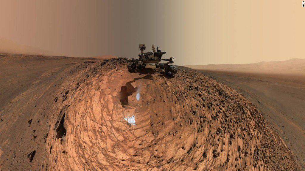 Estas son las marcas que el agua dejó en Marte 29
