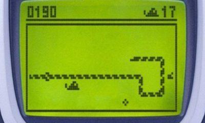 Juega al clásico de la serpiente en tu teclado LED 61