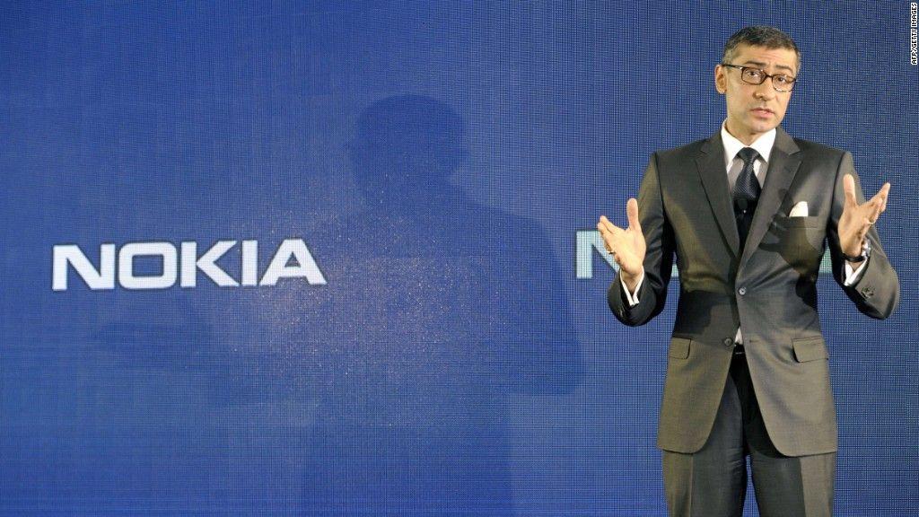 El CEO de Nokia confirma la vuelta al sector smartphone 30