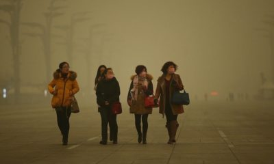 El aire contaminado mata a 5,5 millones de personas al año 40