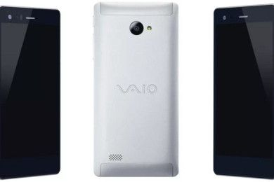 VAIO Phone Biz, el smartphone más elegante con Windows 10