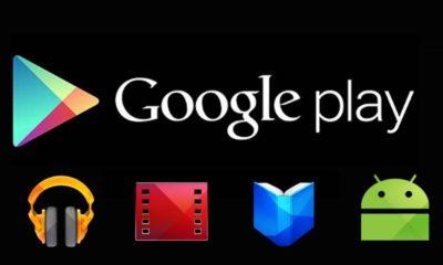 Recomendaciones en Play Store basadas en Gmail 64