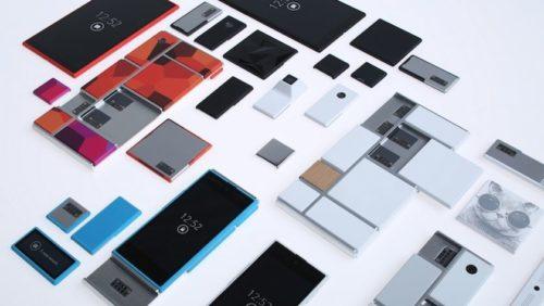 Project Ara, hardware abierto y modular también para tablets