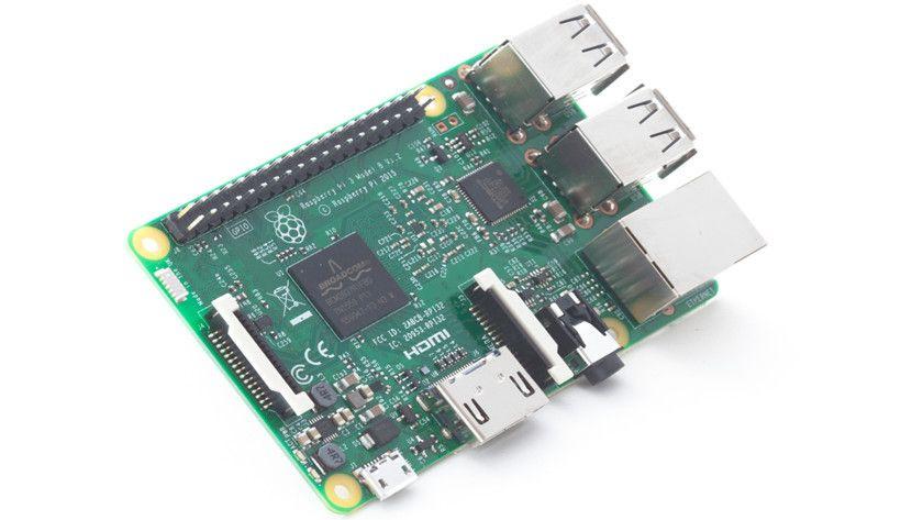 Raspberry Pi 3, nueva versión mejorada al mismo precio