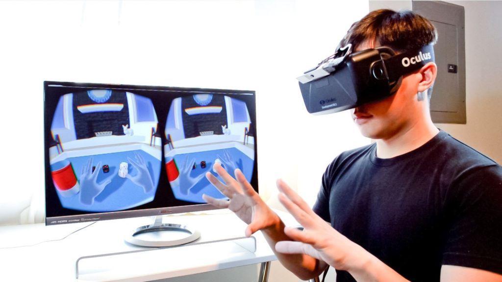 La realidad virtual podría ayudar contra la depresión 29