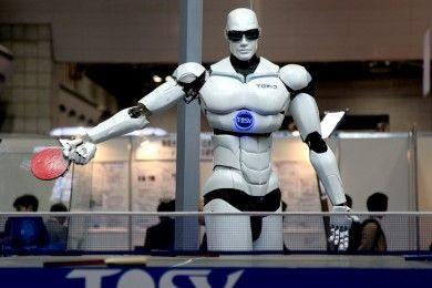 El Último Trabajo en la Tierra, un mundo lleno de robots