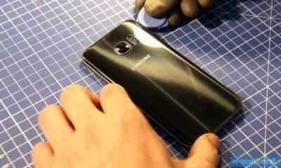 Primer despiece del Galaxy S7, así es por dentro 36