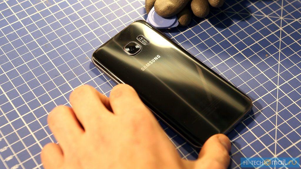 Primer despiece del Galaxy S7, así es por dentro 28