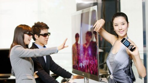 Baja el interés hacia el 3D en TVs, ¿el principio del fin?