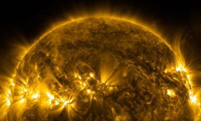 Disfruta de la corona danzante del Sol en vídeo 62