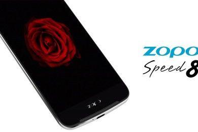 ZOPO Speed 8, el primero con Helio X20
