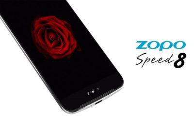 ZOPO Speed 8, el primero con Helio X20 48