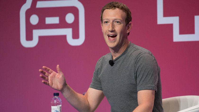 Zuckerberg en Barcelona