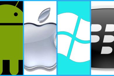 Android e iOS dominan el mercado móvil