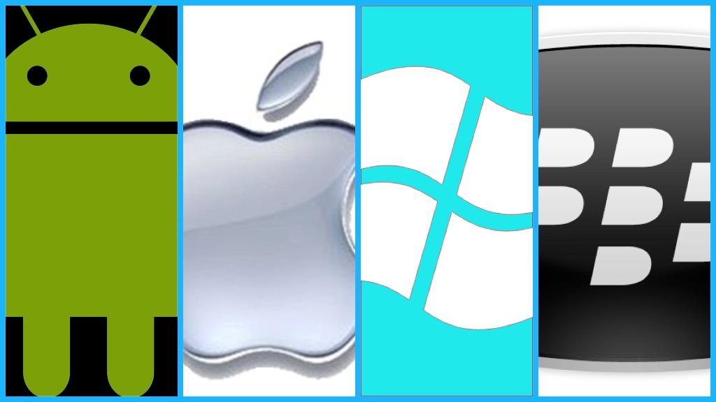 Android e iOS dominan el mercado móvil 29