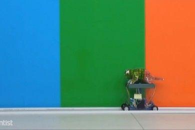 Este robot camaleón cambia de color casi al instante