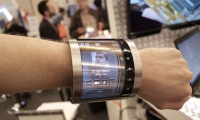 FlexEnable, una pantalla que puedes usar como pulsera 79
