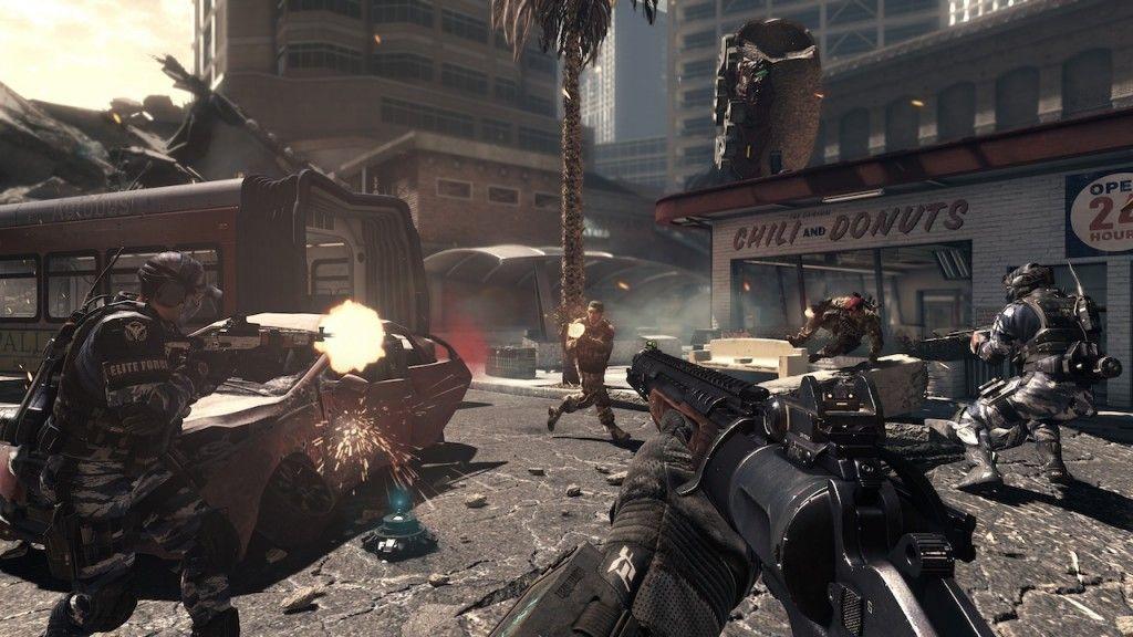 Infinity Ward quiere innovar con el próximo Call of Duty 28