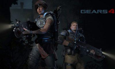 Gears of War 4 será un espectáculo visual en Xbox One 85