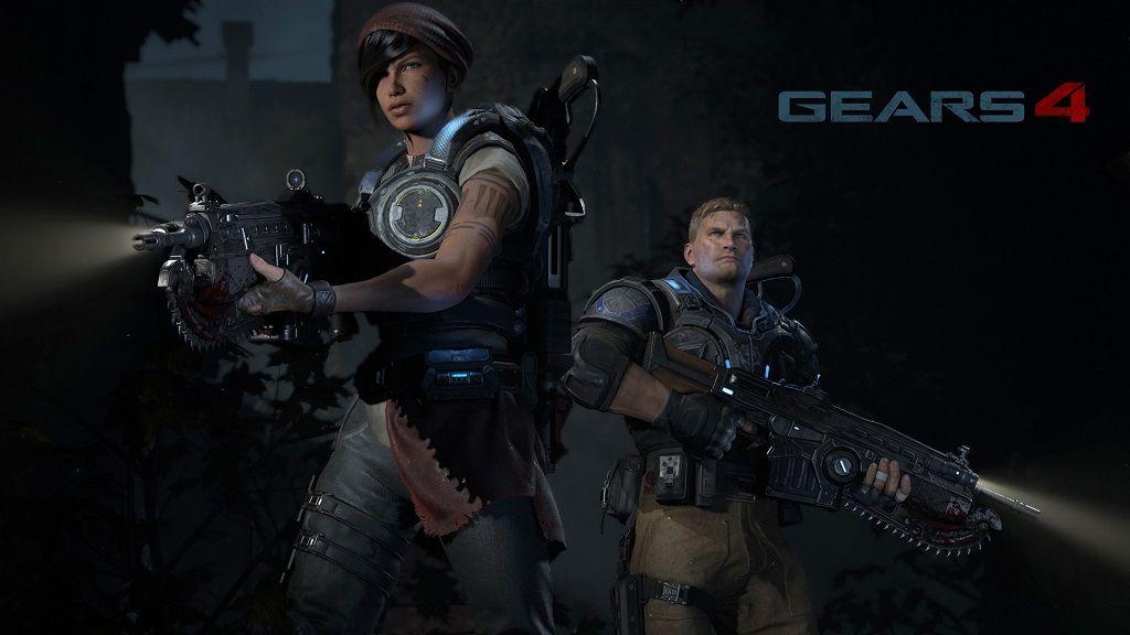 Gears of War 4 será un espectáculo visual en Xbox One 28