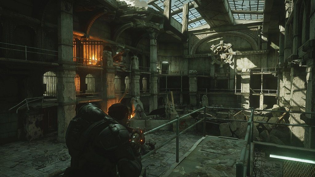 Gears of War: Ultimate Edition, requisitos para PC 31