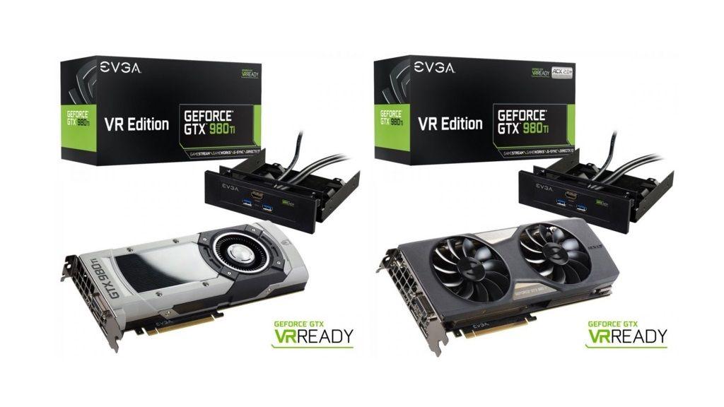 EVGA presenta sus GTX 980 Ti VR Edition 35