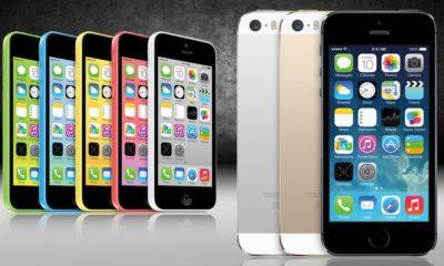 Así son los dos prototipos de iPhone 5se de Apple 37