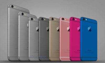 El iPhone 5se podría venir en color rosa brillante 45
