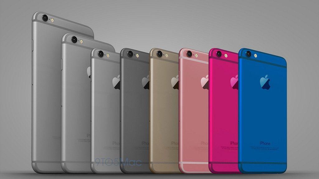 El iPhone 5se podría venir en color rosa brillante 29