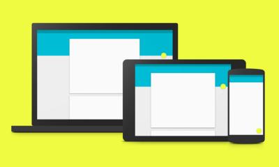 Material Design está llegando a Chrome, así luce 51