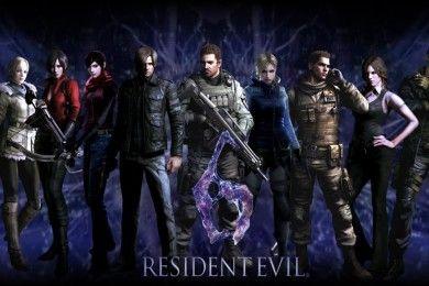 Resident Evil 4, 5 y 6 llegarán a Xbox One y PS4