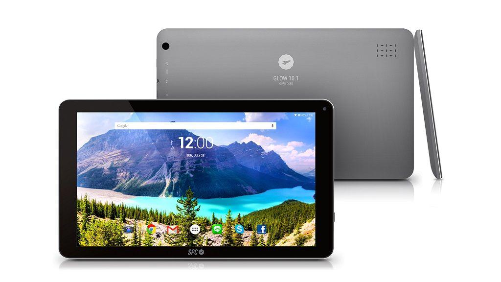 SPC renueva su gama de tablets GLEE y GLOW 33