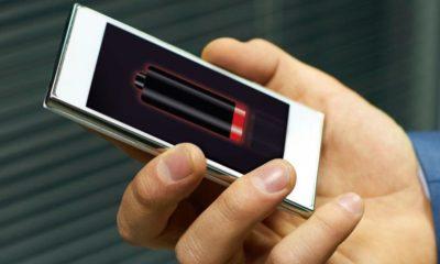 smartphones con mejor autonomía