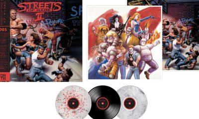 Remasterizan BSO de Streets of Rage 2 en vinilo 29