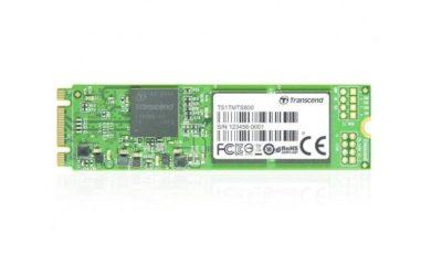Transcend anuncia SSD M.2 de 1 TB para portátiles 36