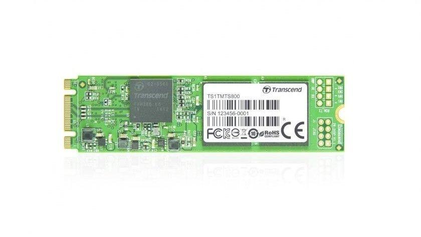 Transcend anuncia SSD M.2 de 1 TB para portátiles