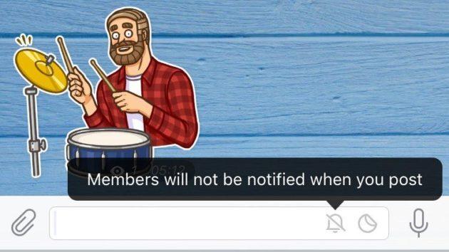 Telegram 3.6 le da un repaso a los canales 32