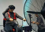 Venciendo los límites de la realidad virtual, o casi 36