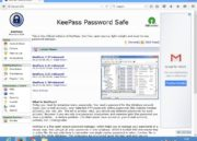 Sitio web de KeePass