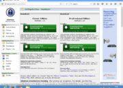 Sitio web de KeePass