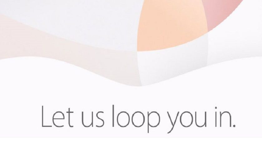 Apple empieza a mandar invitaciones para su evento de marzo 29