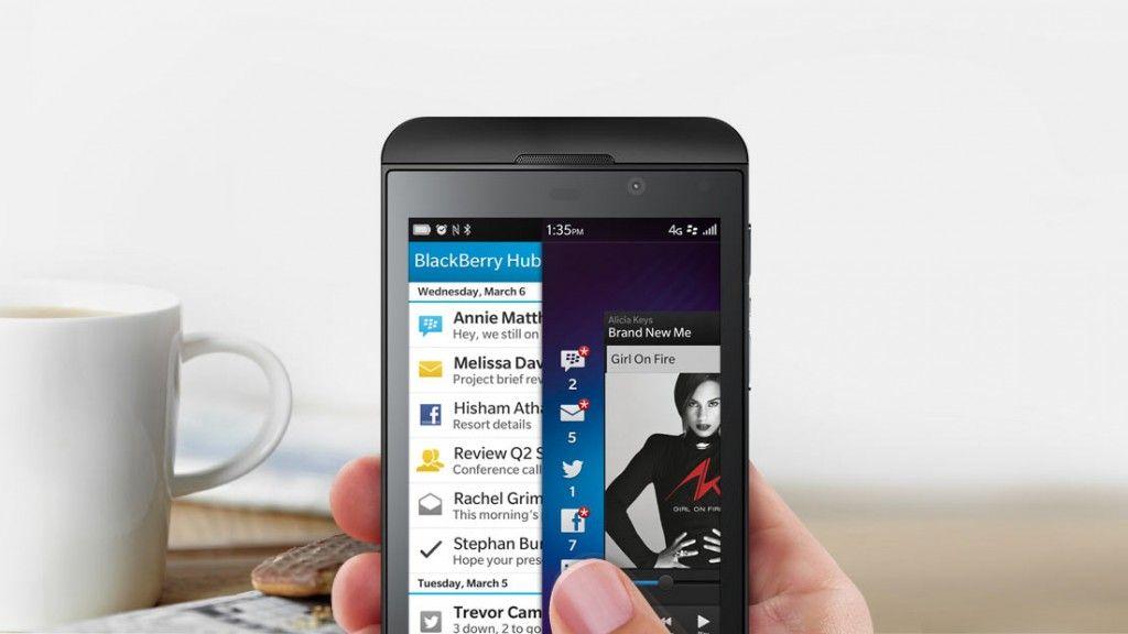 Facebook limita el soporte de su app para BlackBerry OS 10 34