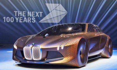 BMW Vision Next 100, ¿el coche del mañana? 30